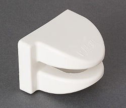 Fiamma Kit Lower Cover Security Handle - White