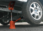 Purpleline KoJack Jack & Levelling System - Single Axle