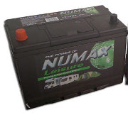 Numax 12V Sealed Leisure Battery