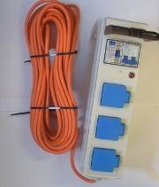 Leisurewise Mobile Power Mains Unit