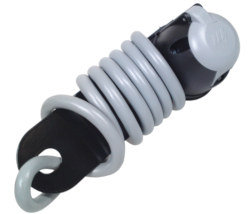 Maypole 7 Pin Pre-wired Socket - 12S Grey