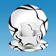 Melamine Tableware Set 16 Piece