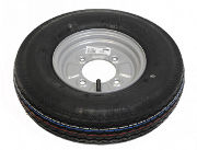 400 x 8 Inch Trailer Wheel - 4 Stud 101.6mm PCD