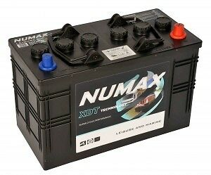 Numax XDT30MF Tubular Plate Leisure Battery - 115 Ahour
