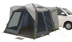 Outwell Milestone Pro AIR Campervan Awning