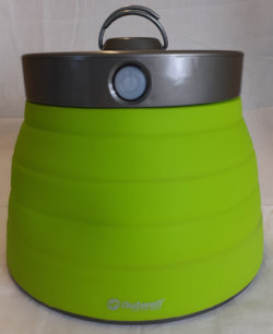 Outwell Polaris Lux Lamp Green