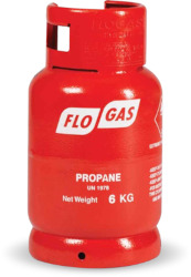 FloGas 6KG Propane - REFILL