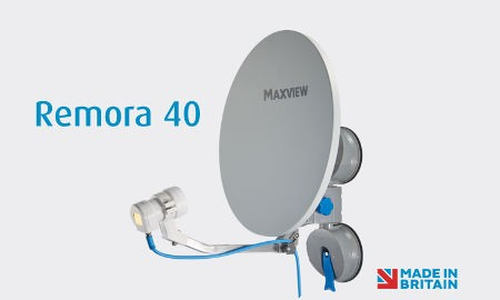 Maxview Remora 40 Portable Satellite TV Kit
