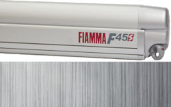 Fiamma F45 S 260 - Titanium / Royal Grey