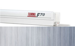 Fiamma F70 450 - Polar White / Royal Blue