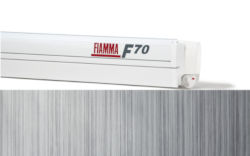 Fiamma F70 400 - Polar White / Royal Grey