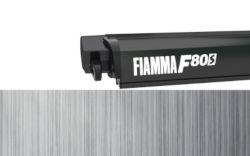 Fiamma F80S 400 - Deep Black / Royal Grey