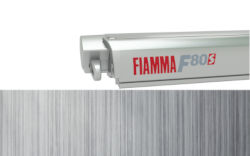 Fiamma F80S 340 - Titanium / Royal Grey