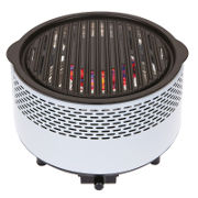 Bistro Alfresco Smokeless Tabletop BBQ Grill