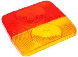 Spare Light Lens for Rear Combi Lamp