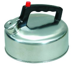 Sunnflair Stainless Steel 2L Whistling Kettle