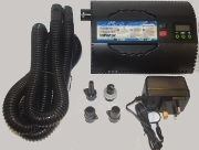 Battery Powered Inflator For Inflatable Awnings and Tents