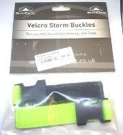 Sunncamp Velcro Storm Buckles