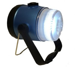 Sunncamp Battery LED Lantern - Choice of Colours