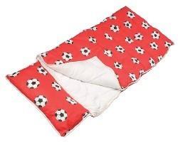 Sunncamp Football Junior Sleeping Bag with Pillow