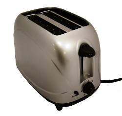 Sunncamp 700W Low Watt Electric Toaster