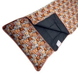Sunncamp Piggies Junior Sleeping Bag with Pillow