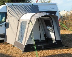 Sunncamp Silhouette Motor Air 225 Plus Awning