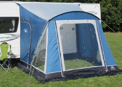 Sunncamp Swift 260 Deluxe Caravan Awning - Blue