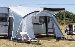 Sunncamp Swift Deluxe 325 - Dark Grey