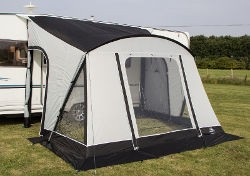 Sunncamp Swift Deluxe 325 - Light Grey
