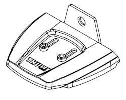 Thule Smart Clamp Ducato H2
