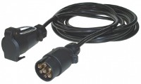 6M Trailer Lights Extension Lead