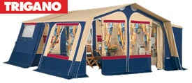 Trigano Vendome GL Trailer Tent - 2010 Spec