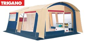 Trigano Galleon Trailer Tent - 2015 Spec