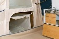 Trigano Underbed Inner Tent - Slatted