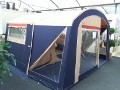 Trigano Swift 2 Berth Trailer Tent - 2015