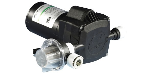 Whale universal freshwater pump