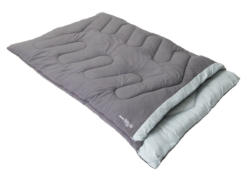 Vango Flare Double Sleeping Bag Nocturne Grey