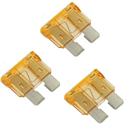 W4 Blade Fuses - 5 Amp (Pack of 3)