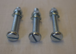 W4 Towing Socket Bolt Pack
