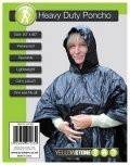 Heavy Duty Waterproof Poncho