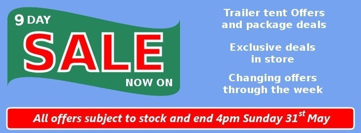 In Store Funiture Sale - Offers End 5pm Mopnday 18th May