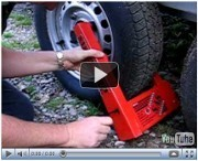 Fitting videos for trailer and caravan security accessories