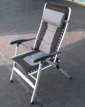 Camp-lets new Premium Camping Recliner