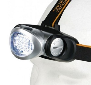 Vango 10 LED Head Torch