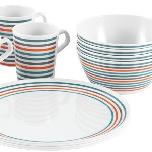 Tough and durable Melamine dining set