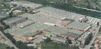 Massive Trigano Factory in France
