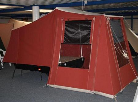 sports shoes d7f34 44a39 Campmaster Drenthe Mini Trailer Tent