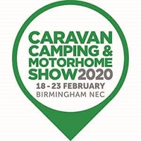 Spring Caravan and Camping Show 2020 @ NEC