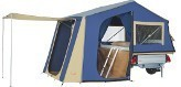The latest trailer tent design to hit the UK market.